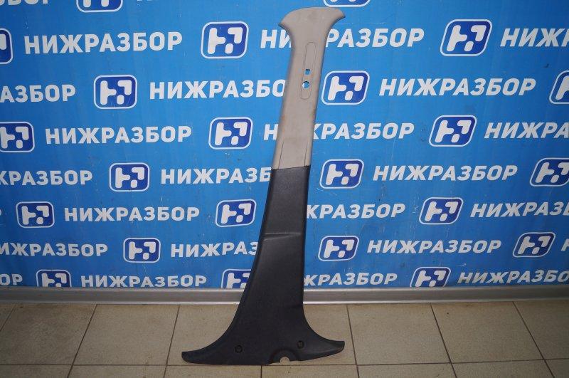 Обшивка стойки Renault Duster 2.0 F4RB403 2012 правая (б/у)