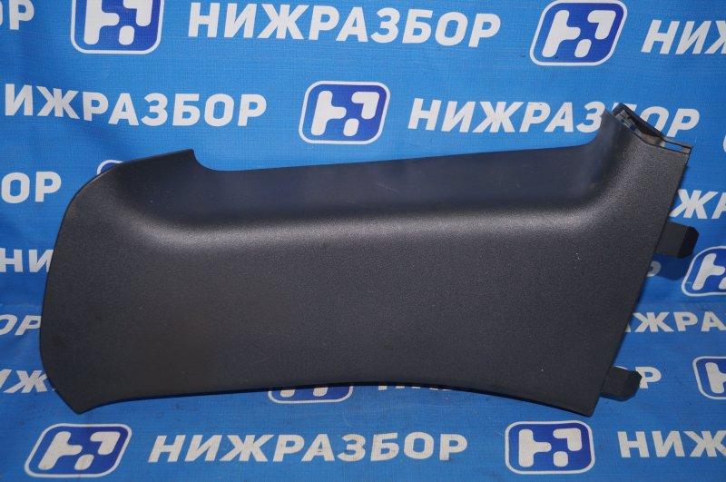 Обшивка стойки Renault Duster 2.0 F4RB403 2012 задняя правая (б/у)