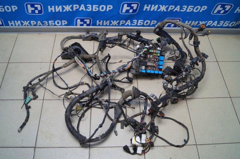 Проводка моторная Hyundai Elantra HD 1.6 G4FC 2008 (б/у)