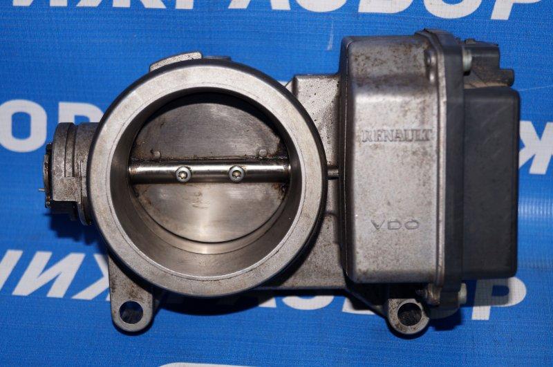Заслонка дроссельная Renault Duster 2.0 F4RB403 2012 (б/у)