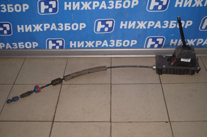 Кулиса акпп Renault Duster 2.0 F4RB403 2012 (б/у)