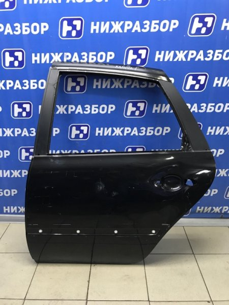 Дверь Lada Kalina задняя левая (б/у)