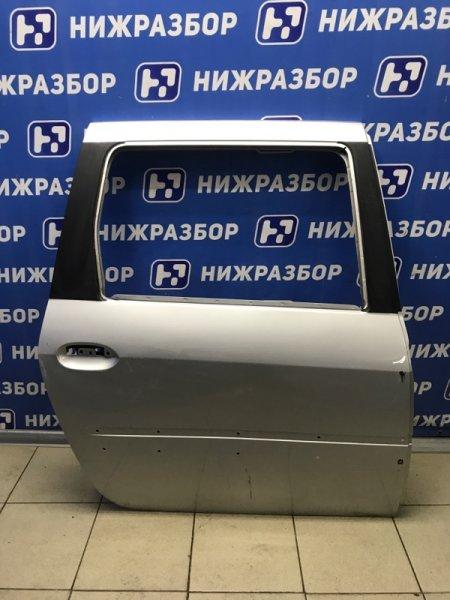 Дверь Lada Largus 2012 задняя правая (б/у)