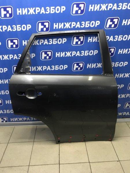 Дверь Kia Sorento 2 XM 2009 задняя правая (б/у)