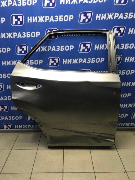 Дверь Lexus Nx 2015 задняя правая (б/у)