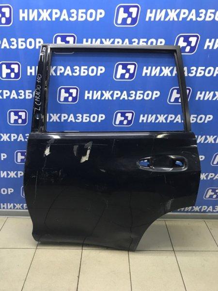 Дверь Toyota Land Cruiser Prado 150 задняя левая (б/у)