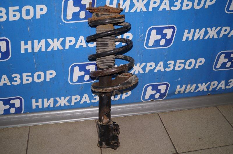 Амортизатор Hyundai Elantra HD 1.6 G4FC 2008 передний правый (б/у)
