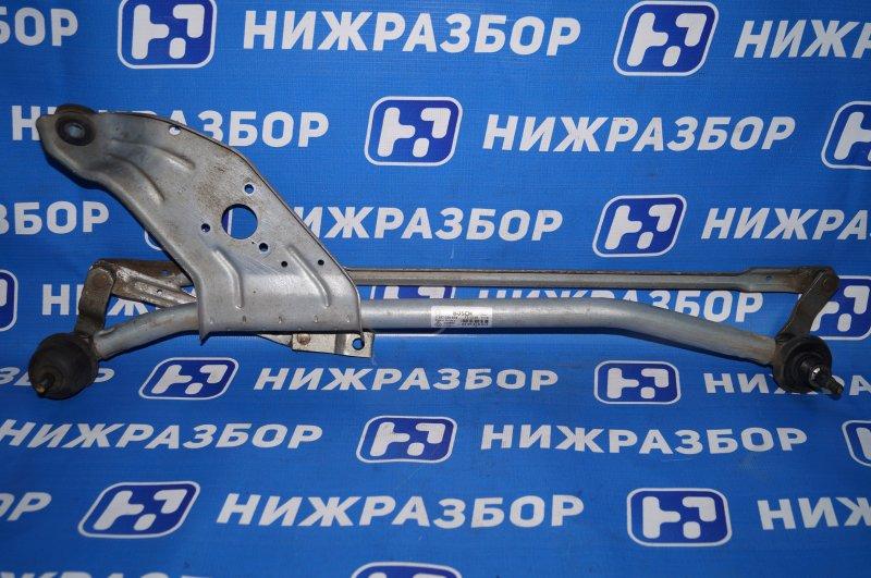 Трапеция стеклоочистителей Renault Duster 2.0 F4RB403 2012 (б/у)