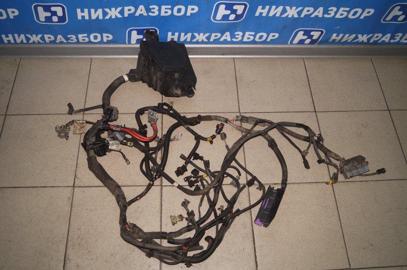 Проводка моторная Renault Duster 2.0 F4RB403 2012 (б/у)