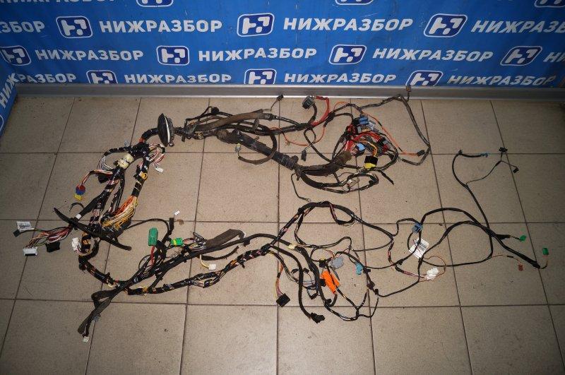 Проводка салонная Renault Duster 2.0 F4RB403 2012 (б/у)