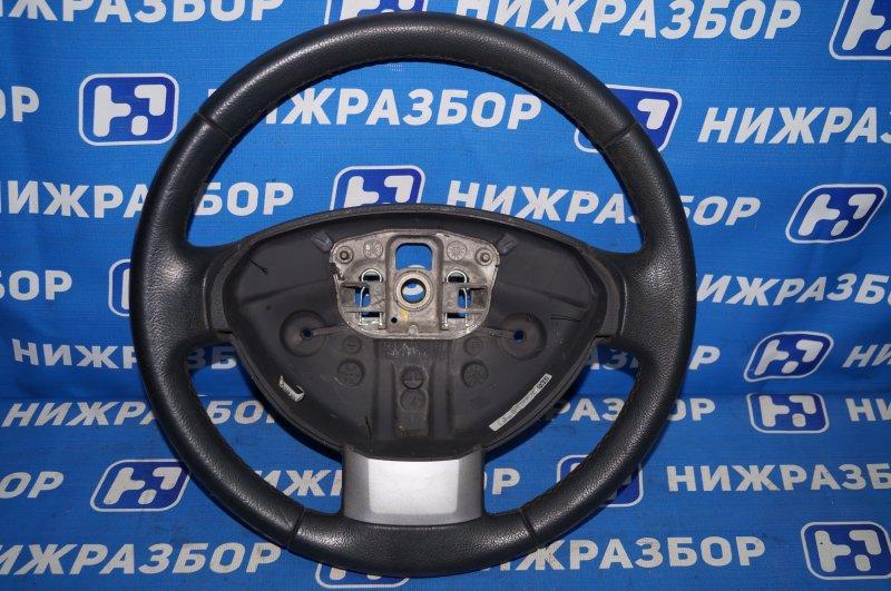 Руль Renault Duster 2.0 F4RB403 2012 (б/у)