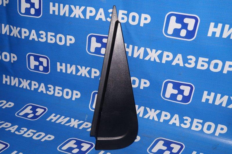 Накладка двери Renault Duster 2.0 F4RB403 2012 задняя левая (б/у)