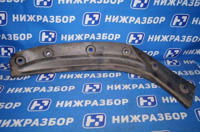 Накладка крыла Renault Duster 2.0 F4RB403 2012 задняя левая (б/у)