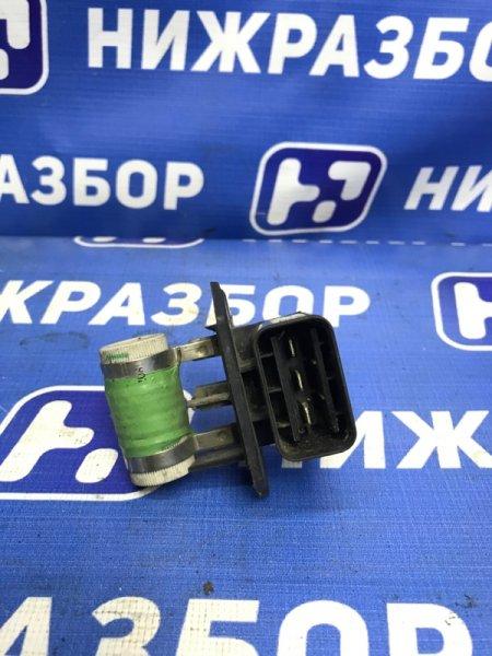 Резистор Hyundai Solaris RB 2010 передний (б/у)