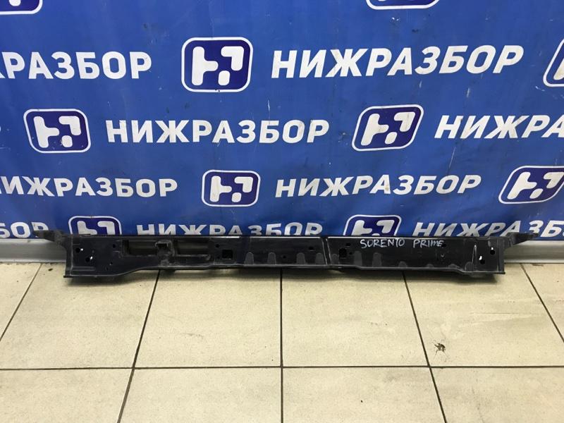 Панель передняя, телевизор Kia Sorento Prime UM 2015 передний (б/у)