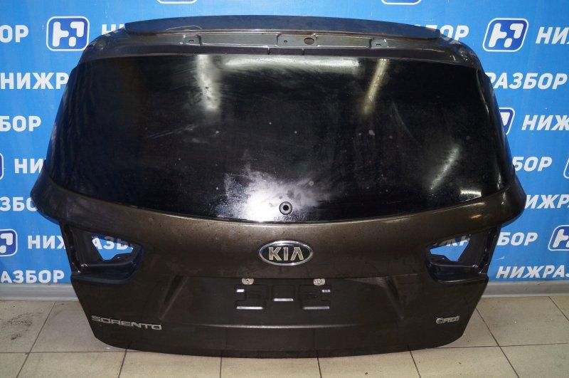 Дверь багажника Kia Sorento Prime UM 2.2 TDI 2018 (б/у)