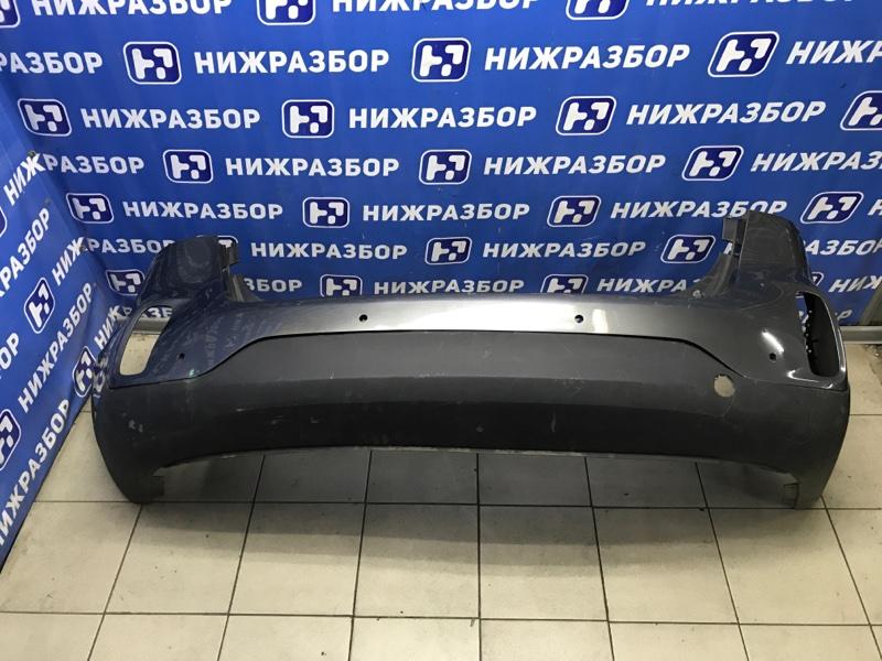 Бампер Kia Sorento 2 XM 2009 задний (б/у)
