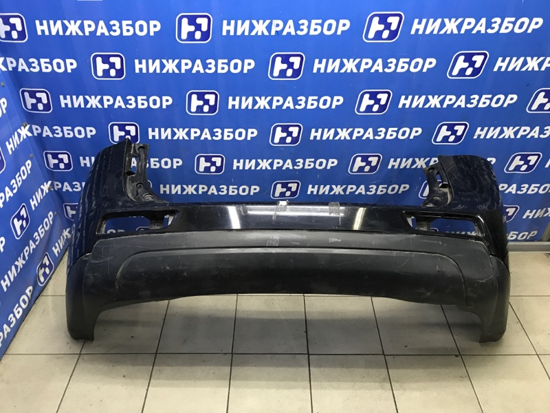 Бампер Mitsubishi Outlander 3 GF 2012> задний (б/у)
