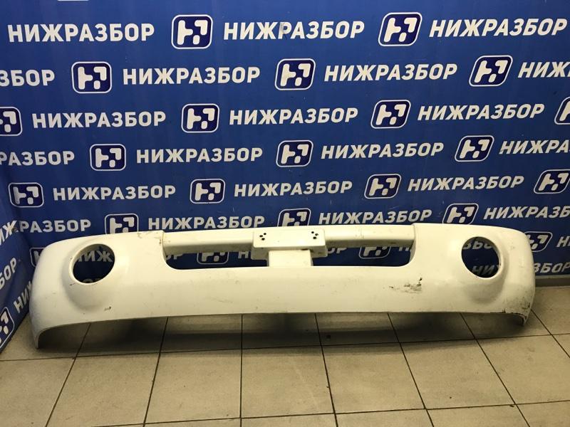 Бампер Hyundai Hd-78 передний (б/у)