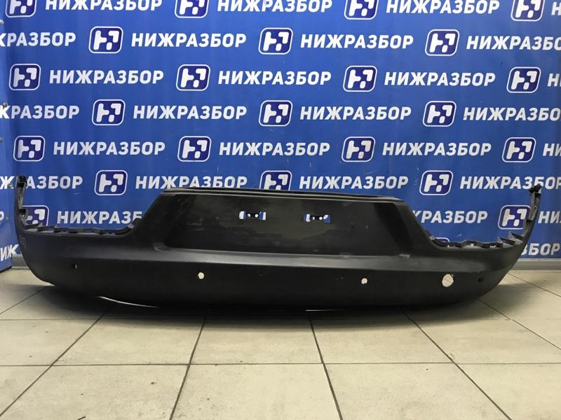 Юбка бампера Kia Sportage 3 SL 2010 (б/у)
