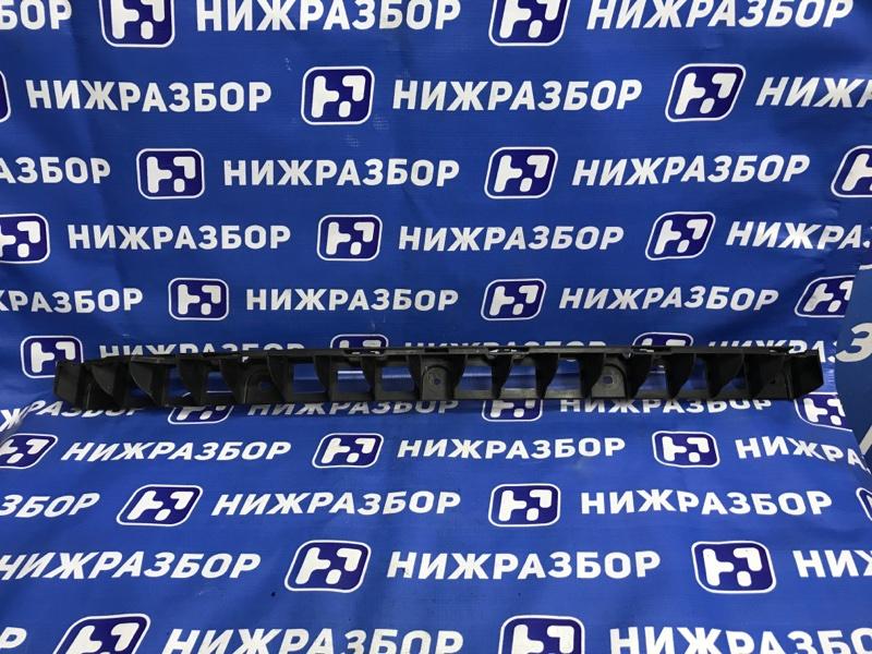 Направляющая бампера Skoda Rapid 2013> задняя (б/у)