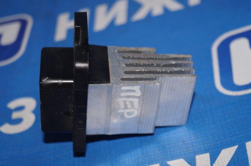 Резистор отопителя Kia Sorento Prime UM 2.2 TDI (D4HB) 2018 передний (б/у)