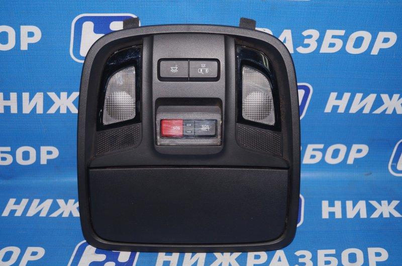 Плафон салонный Kia Sorento Prime UM 2.2 TDI (D4HB) 2018 (б/у)