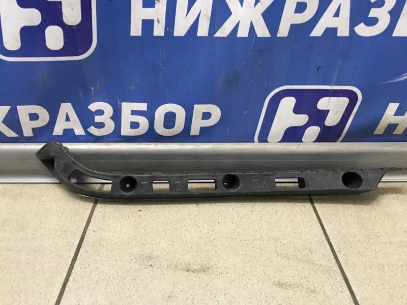 Направляющая бампера Chevrolet Cruze задняя правая (б/у)