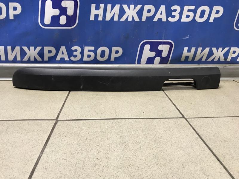 Накладка двери багажника Lada Largus 2012 задняя левая (б/у)