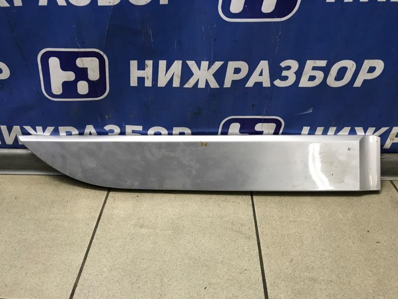 Накладка двери Renault Fluence Sportway задняя правая (б/у)