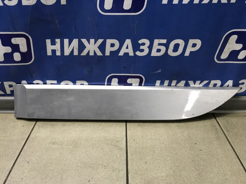 Накладка двери Renault Fluence Sportway задняя левая (б/у)