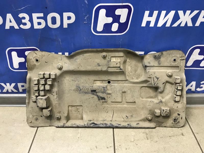 Защита двигателя Mercedes Viano W639 передняя (б/у)