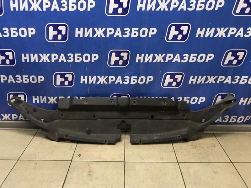 Кожух замка капота Toyota Land Cruiser Prado 150 передний (б/у)