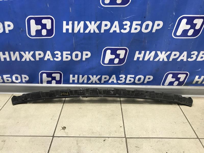 Направляющая бампера Volkswagen Polo Sedan СЕДАН задняя (б/у)