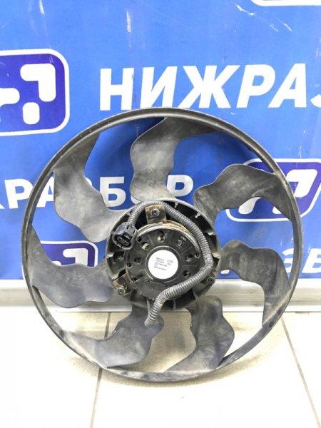 Моторчик вентилятора Kia Ceed 2 передний (б/у)