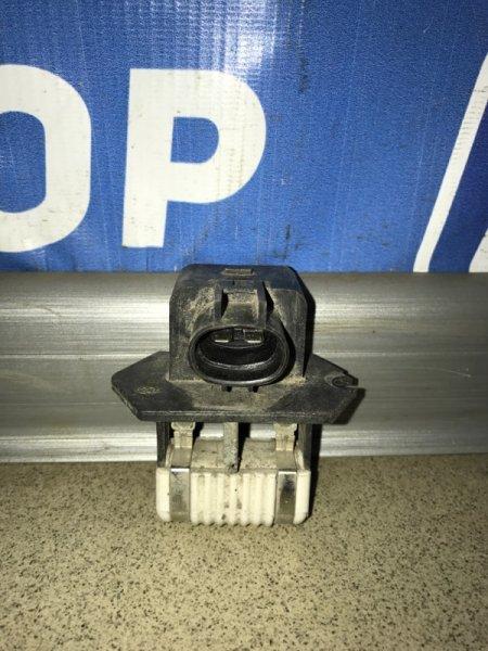 Резистор вентилятора Kia Ceed 2 передний (б/у)