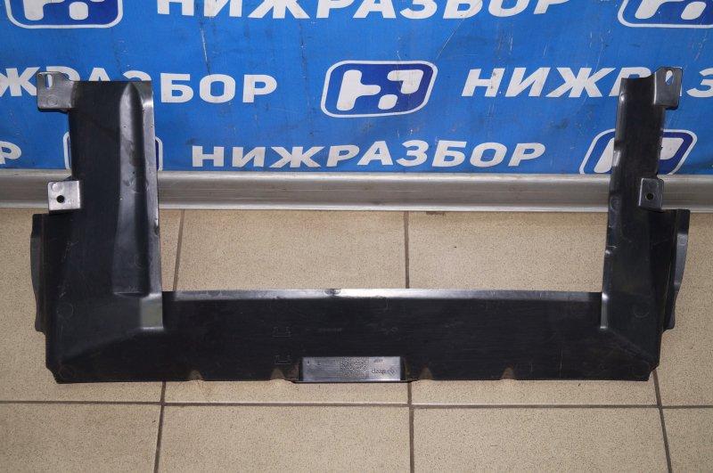 Воздуховод радиатора Nissan Terrano 3 D10 2014> верхний (б/у)