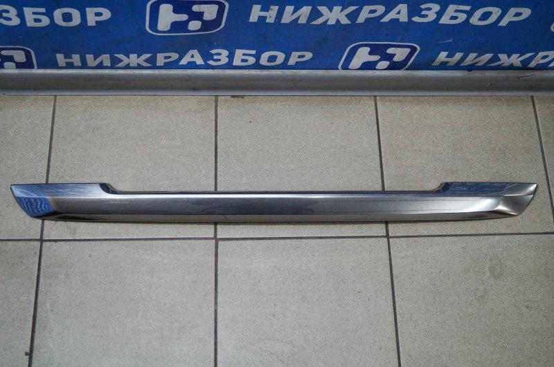 Накладка двери багажника Lexus Lx 570 J 200 (б/у)