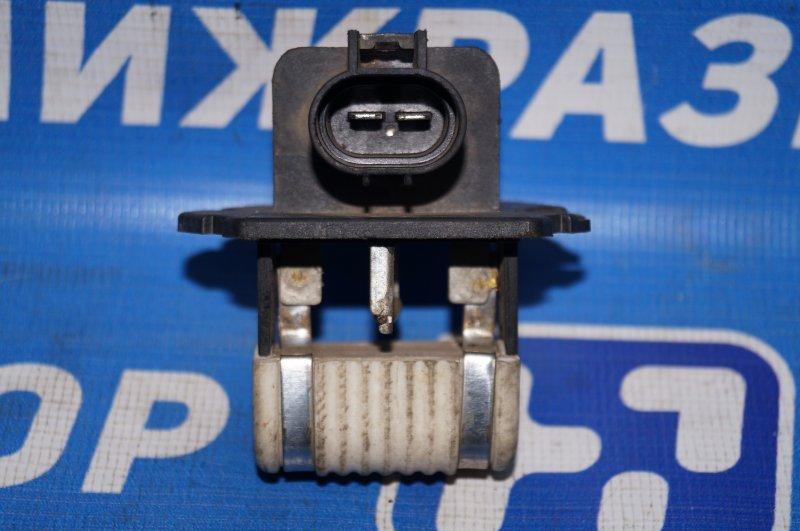 Резистор вентилятора Hyundai I30 (б/у)