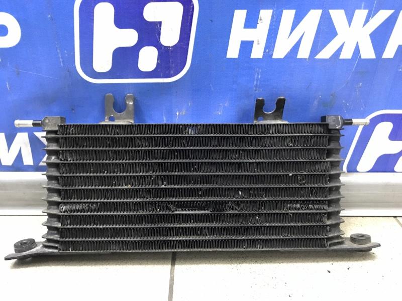 Радиатор (маслоохладитель) акпп Nissan X-Trail T31 передний (б/у)