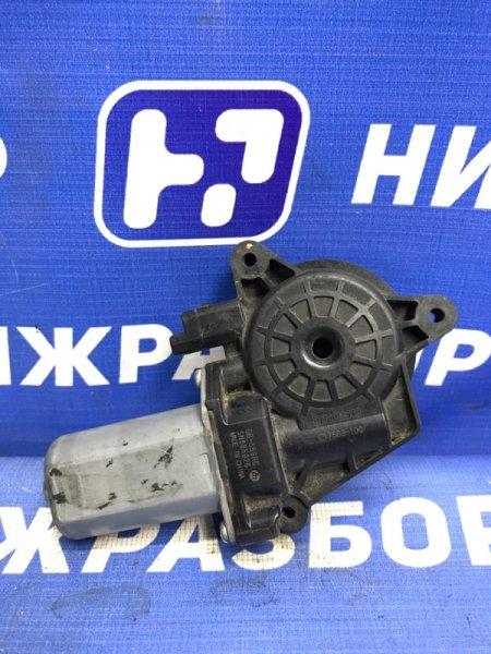 Моторчик стеклоподъемника Nissan Qashqai J11 задний правый (б/у)