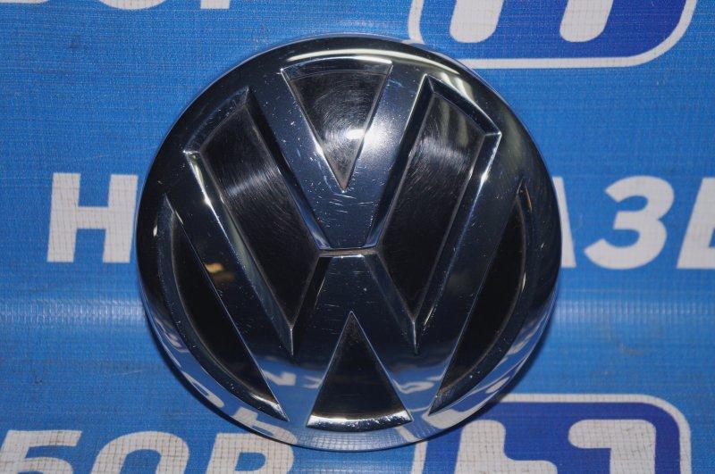 Значок (эмблема) Volkswagen Polo Sedan (б/у)