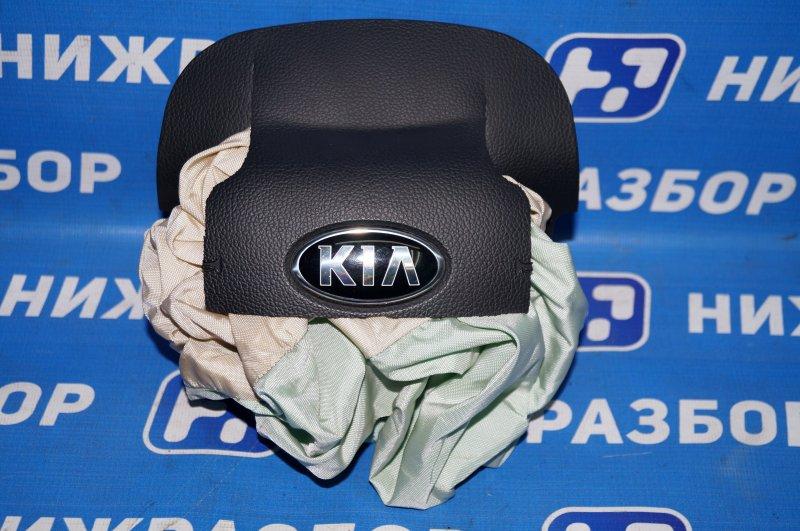 Подушка безопасности в руль Kia Sportage 3 2010 (б/у)