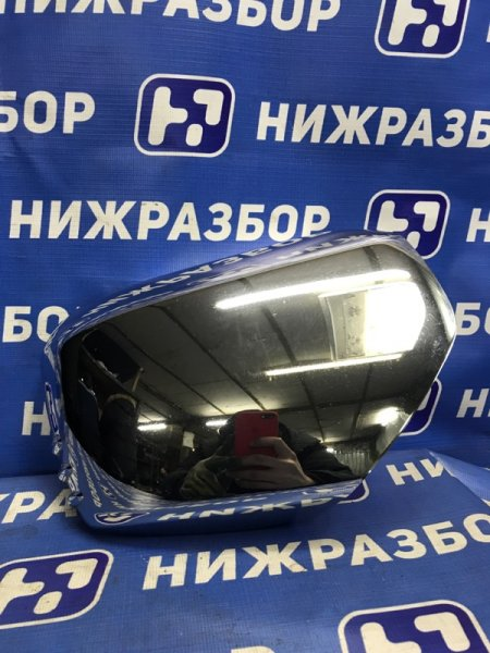 Накладка зеркала Mitsubishi L200 правая (б/у)
