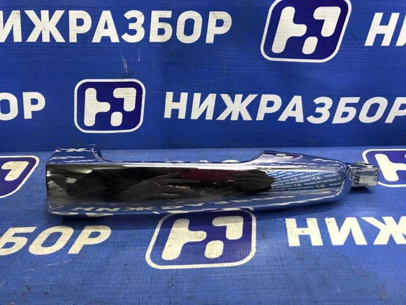 Ручка двери наружная Mitsubishi L200 передняя правая (б/у)