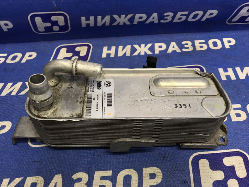 Радиатор (маслоохладитель) акпп Bmw 3-Серия F30/F31 (б/у)