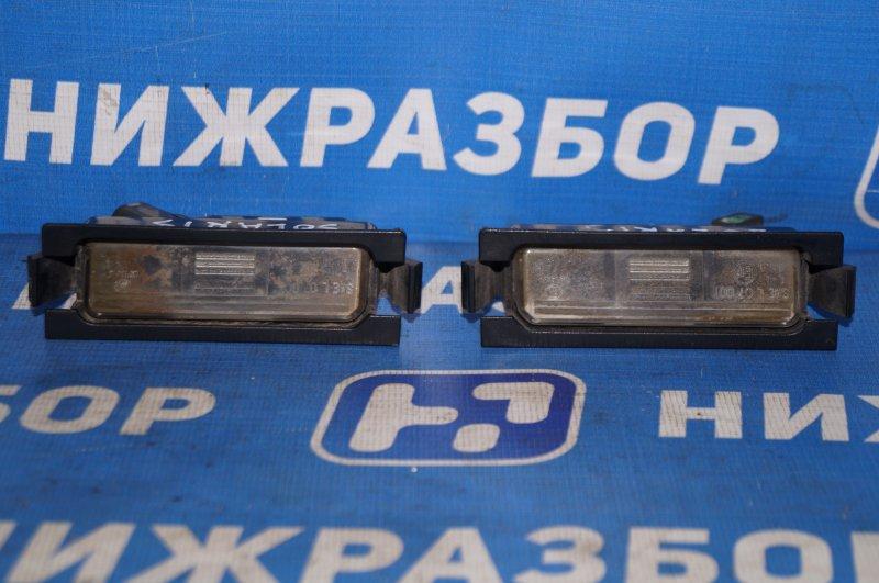 Фонарь подсветки номера Hyundai Solaris RB 1.4 (G4FA) 2013 (б/у)