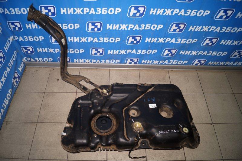 Бензобак Renault Duster 2.0 F4RA400 2013 (б/у)