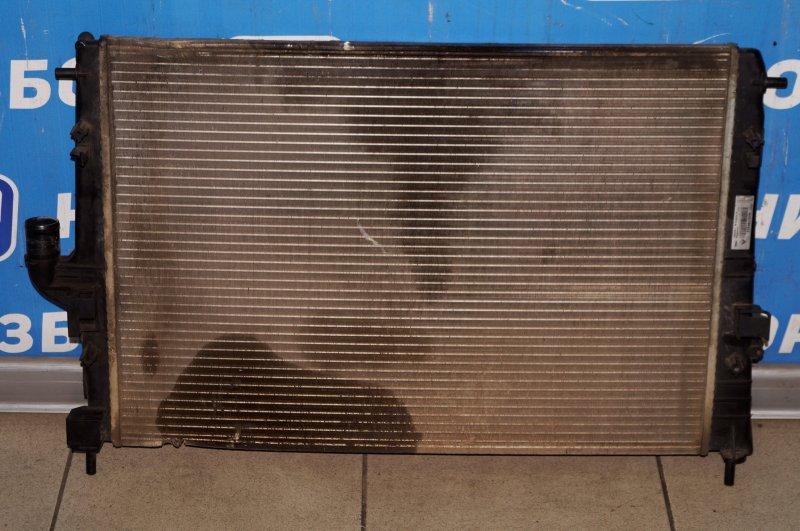 Радиатор основной Renault Duster 2.0 F4RA400 2013 (б/у)