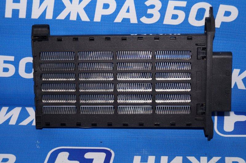 Радиатор отопителя электрический Renault Duster 2.0 F4RA400 2013 (б/у)